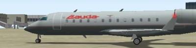 Canadair CRJ 100 Lauda 650