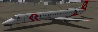 Embraer ERJ 145 Austrian Airlines