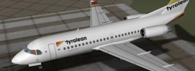Fokker 70 Tyrolean