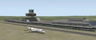 Airport Linz, Austria